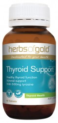 Thyroid Support - 60 Tabs.