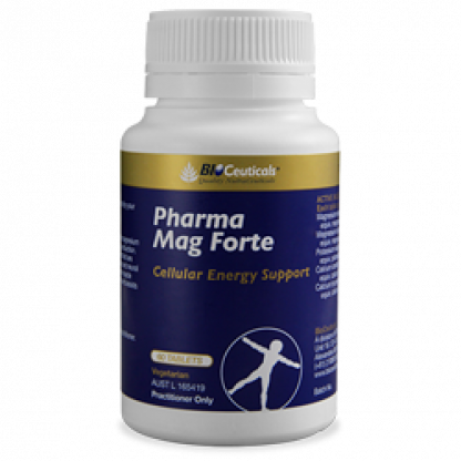 Boost cellular energy with Pharma Mag Forte - 60 Tabs