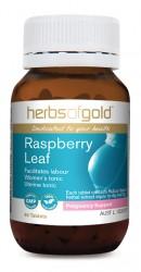 Raspberry Leaf - 60 Tabs.