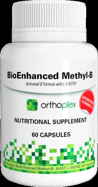 BioEnhanced Methyl B - 60 caps