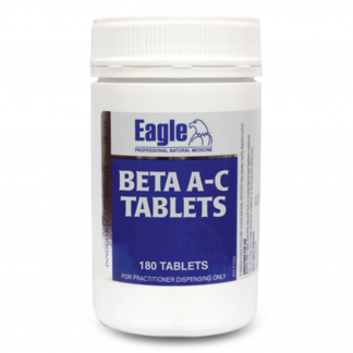 Beta A-C Tablets - 180 Tabs.