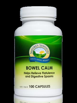 Bowel Calm - 375mg - 100 Caps