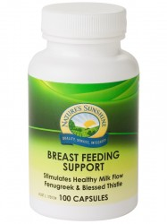 Breast Feeding support - 100 Caps