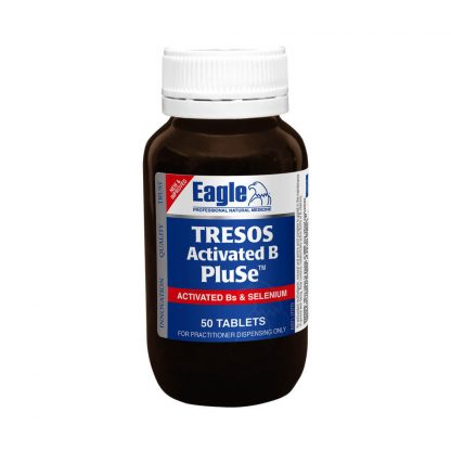 TRESOS Activated B PluSe - 50 Tabs