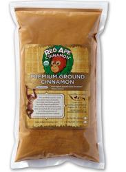 Cinnamon Certified Organic - 454 g