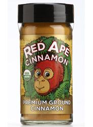 Cinnamon Certified Organic - 65 g Shaker