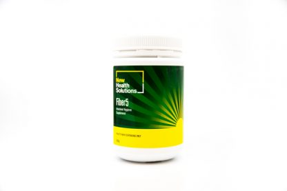 Fiber5 Powder - 500g - Your Bowel Broom with Yucca
