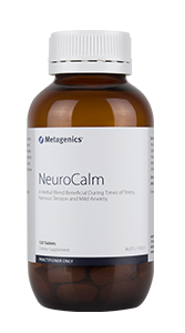 Calm Your nerves with NeuroCalm - 120 tabs