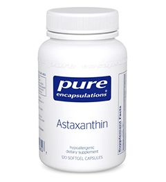 Boost Antioxidants with Astaxanthin - 60 caps.