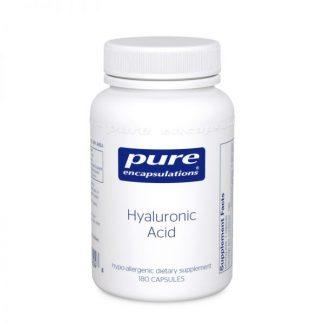 Gluten Free Vegan Hyaluronic Acid to Eliminate Wrinkles - 60 caps