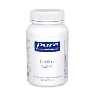 Dis-Stress with Cortisol Calm - 120 Caps.