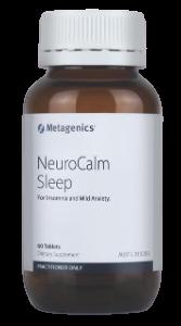 Sound Asleep with NeuroClam Sleep - 60 tabs