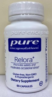Soothe Cravings with Relora - 60 caps