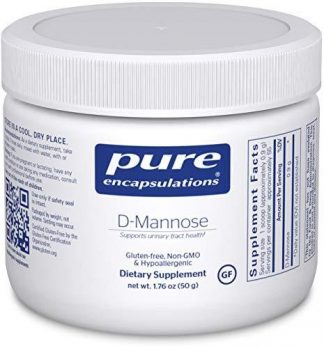 No More Urinary Tract Infection with Vegan D-Mannose - Powder - 50g