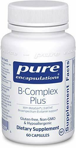 Boost Energy with Vegan B-complex Plus - 120 caps.