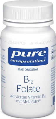 Support Red Blood Cells with B12 Folate - 60 caps
