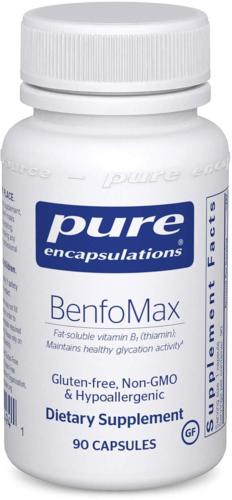 Protect Eyes and Kidneys with BenfoMax - 90 caps