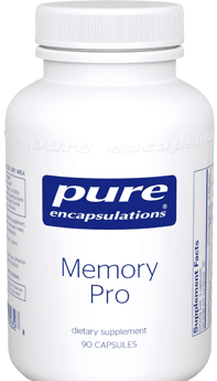 Memory and Eyes Health with Memory Pro - 90 caps