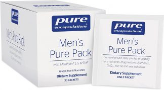 Gluten Free Men's Pure Pack - 30 Packets