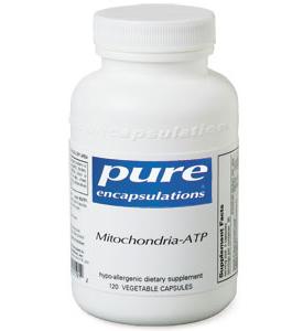 Anti-Ageing with Mitochondria-ATP   - 120 caps