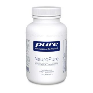 Healthy Nerves and Emotions with NeuroPure - 120 caps