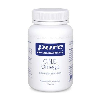 Healthy Heart with O.N.E.Omega - 60 caps