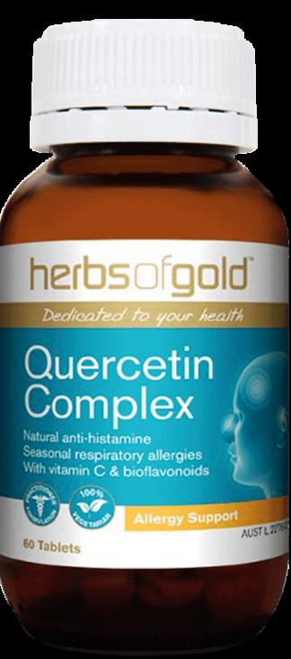 Vegan Quercetin Complex - 60 tablets