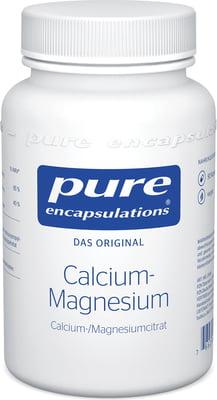 Vegan Bone Health with Calcium-Magnesium Citrate - 90 capsules
