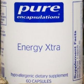 Vegan Mental and Physical Stamina with Energy Xtra - 120 caps