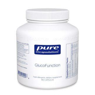 Vegan Pancreas Health with GlucoFunction - 90 caps