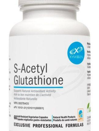 Vegetarian S-Acetyl Glutathione - 60 caps