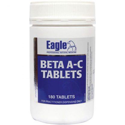 Beta A-C - 180 Tablets
