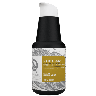 Keep Young with NMN NAD+  GOLD